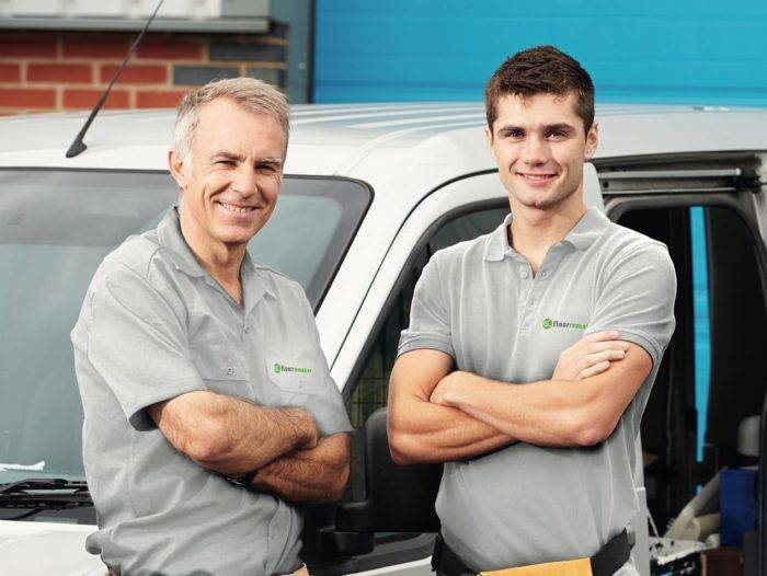floorremaker Spezialisten sind Ihre zertifizierten Partner für eine Bodensanierung.
